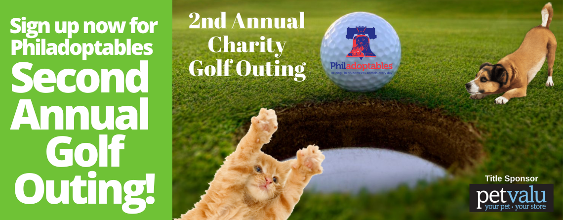 2020 Philadoptables Second Annual Golf Outing