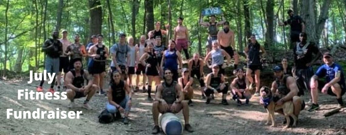 Fitness Challenge Fundraiser Success!